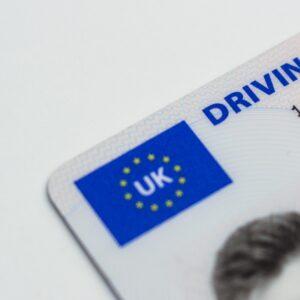 Exchange driver's license