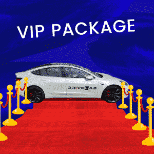 Buchungsanfrage VIP Package